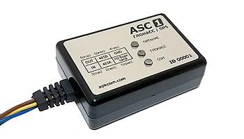 Автомобильный трекер ASC-1 (Архивная модель)