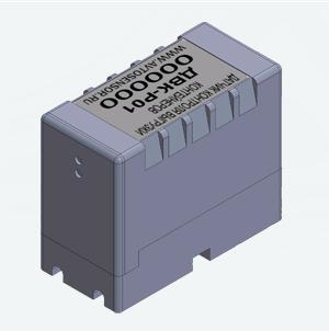 Датчик контроля выгрузки мусорных контейнеров ДВК-Р01