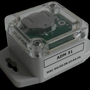 ADM31 BLE Bluetooth датчик температуры и освещенности.